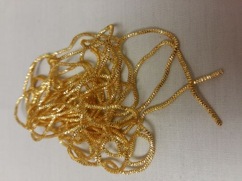 Bouillon Gold glanzkraus 1,5 mm